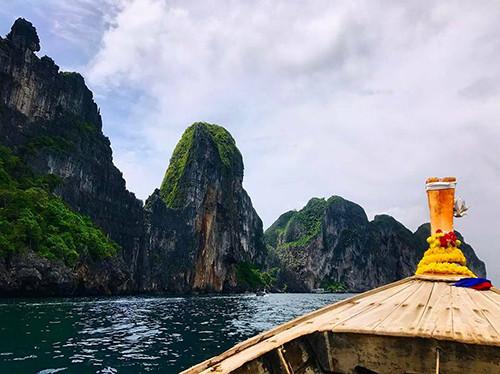 Du lịch các đảo ở Phuket - Thái lan