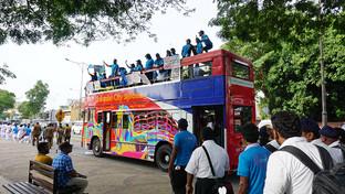 1. Thủ đô Colombo - Sự hỗn loạn trong trật tự rất riêng của Sri Lanka