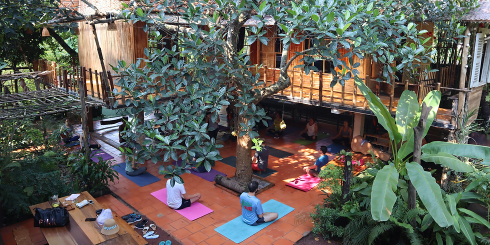 Weekend Yoga Retreat  Recharge Yourself in Nature.
