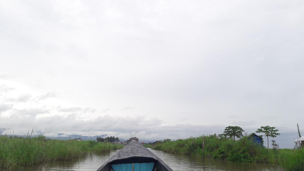 Hồ Inle - Myanmar nằm trên núi cao, quanh năm mát mẻ