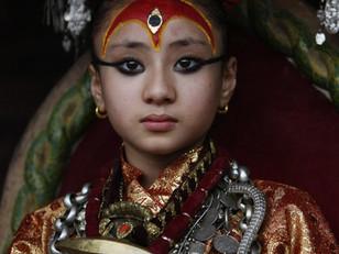 Chuyện về thánh nữ đồng trinh - Kumari ở Nepal
