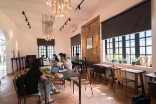 Danh sách các quán cà phê phù hợp để ngồi làm việc ở Sài Gòn (1)
