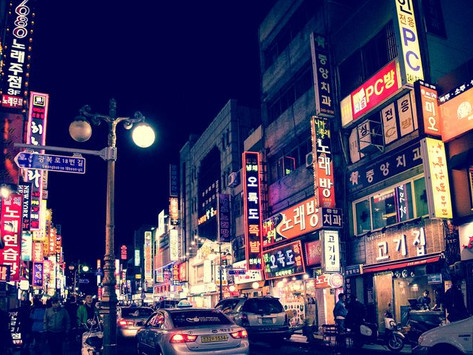Kinh nghiệm du lịch bụi Hàn Quốc với nhiều trải nghiệm thú vị
