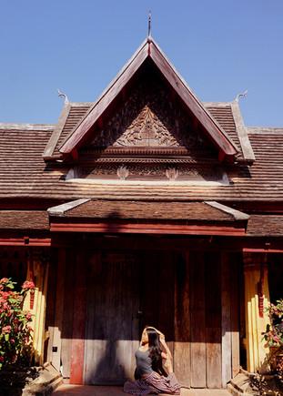 2.Thủ đô Vientiane (Viêng Chăn)- Lào mảnh đấtbình yên và sâu lắng