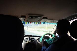 Hành trình Leh - Hồ Tso Moriri