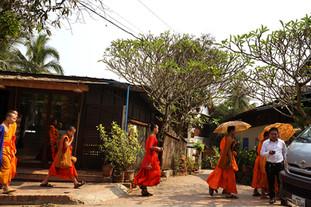 6. Cố đô Luang Prabang -  di sản văn hóa Unesco, trái tim của đất nước champa Lào