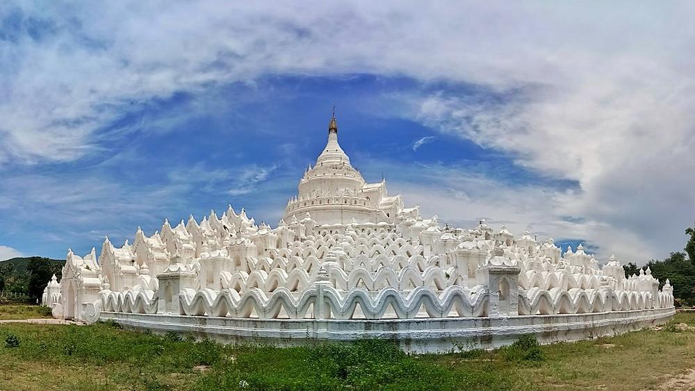 Làng Mingun Mandalay Myanmar