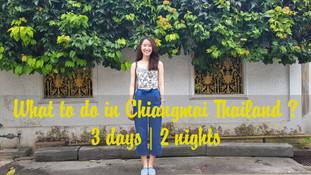 Trải nghiệm 3 ngày 2 đêm ở Chiangmai - Đóa hoa hồng Phương Bắc Thái Lan