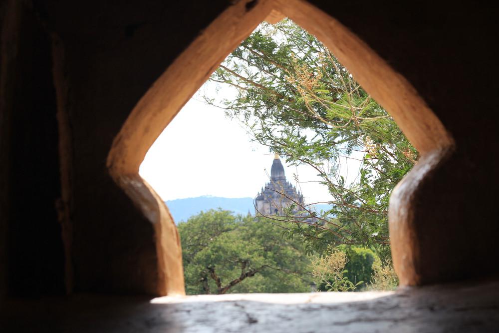 Đền Bagan Myanmar