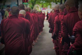 Các điểm tham quan ở Mandalay - Myanmar