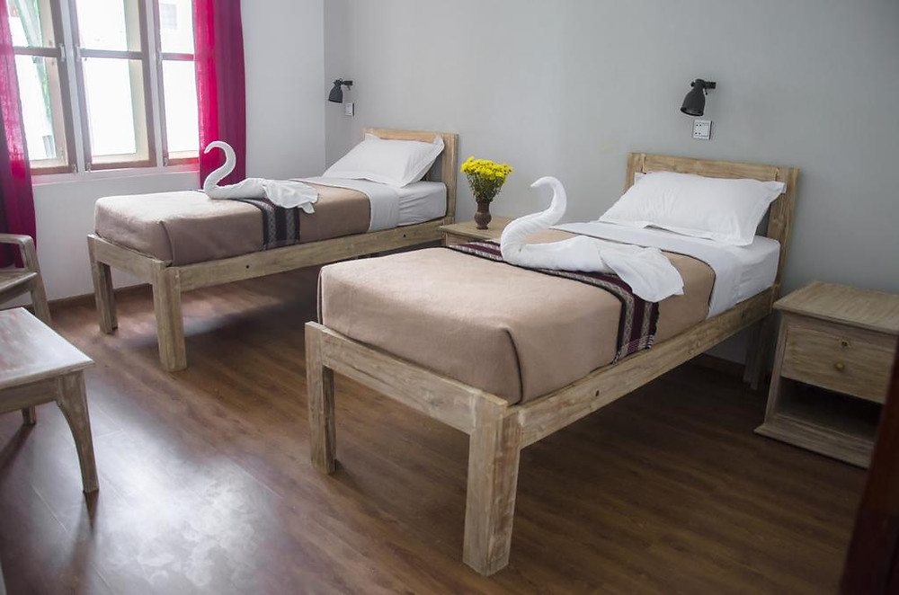 Khách sạn tốt ở Myanmar (Bagan, Inle, Mandalay)