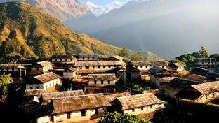 Ngôi làng 1 vợ 3 chồng - Hành trình leo núi ở Nepal