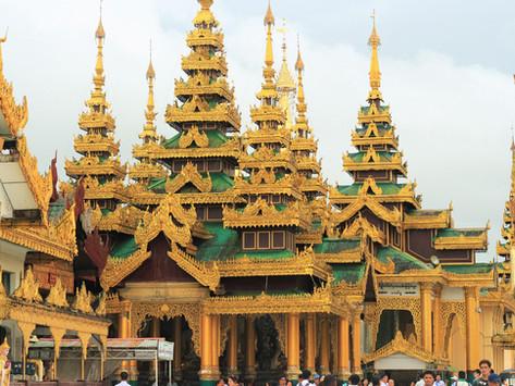 Kinh nghiệm du lịch nửa ngày ở Yangon - Myanmar