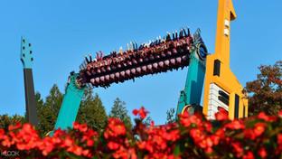 Tham quan công viên giải trí Everland - du lịch Seoul Hàn Quốc  (phần 2)