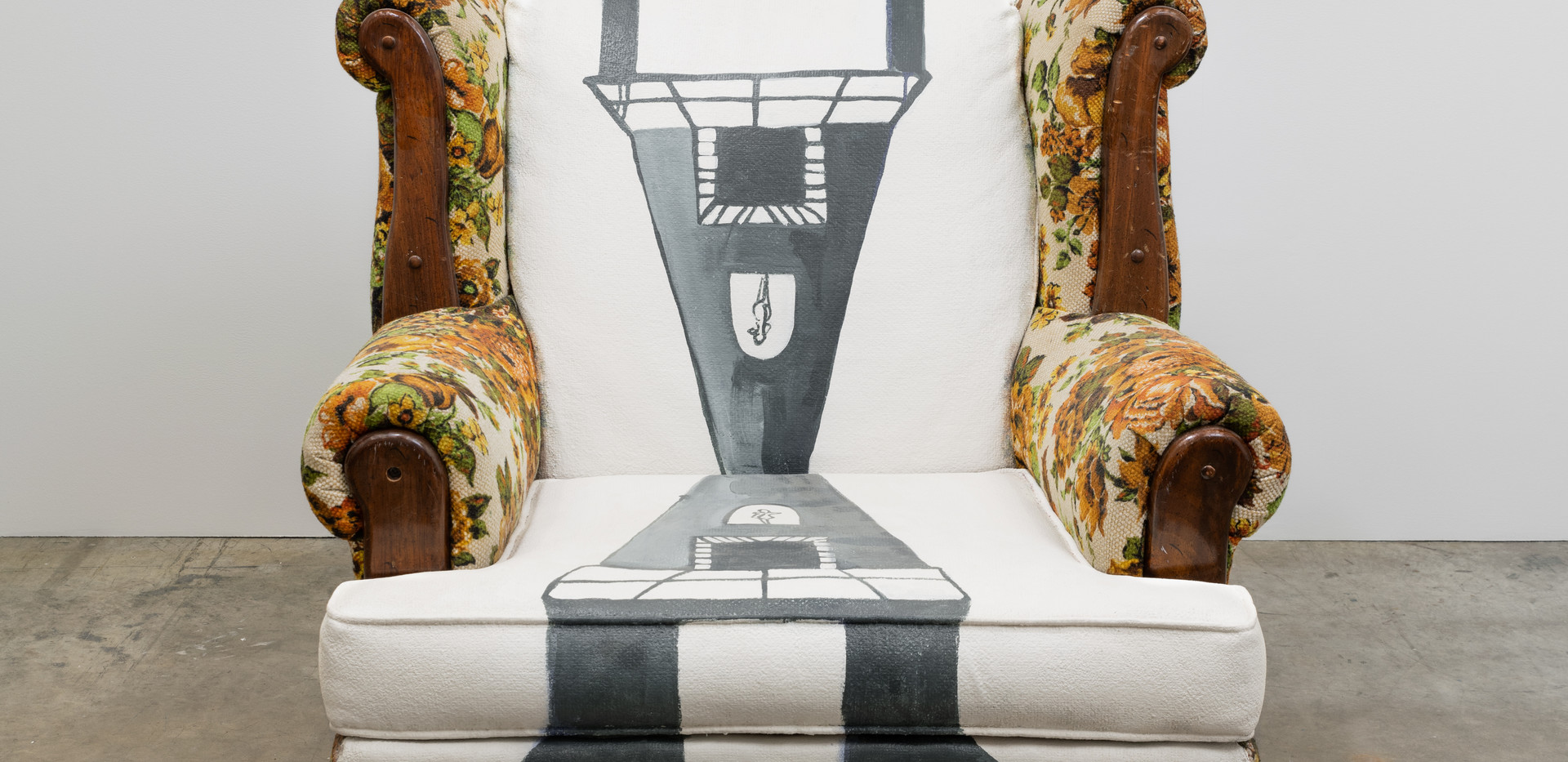 Chair Mural (for Israel)