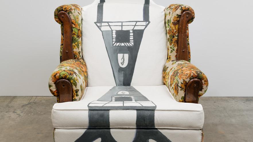 Chair Mural