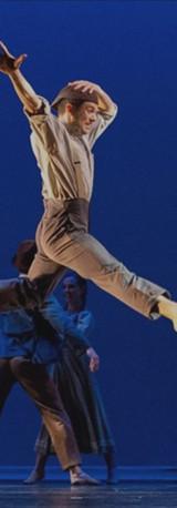 James Stevko BBB Ballet Body (TM) Barre instructor