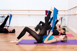 BBB Ballet Body (TM) Barre includes Dancers' stretches