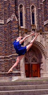Sarah McCaffery BBB Ballet Body (TM) Barre instructor