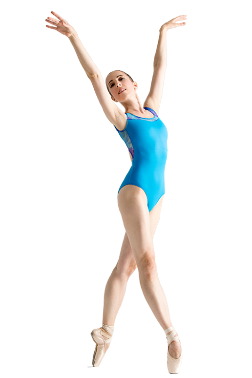 Tanja Whited, one of our Ballet Body (TM) Barre instructors
