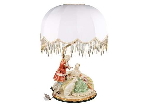Лампа настольная «Графиня де Лефлер»