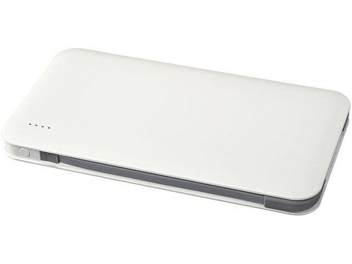 Портативное зарядное устройство «Spectro», 5000 mAh