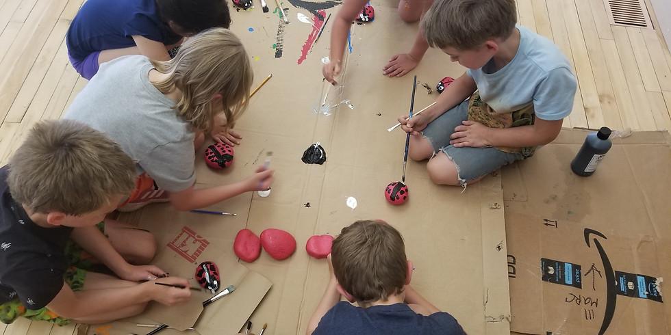 Summer Art & Rec Camp