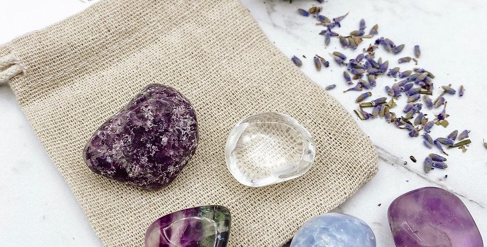 Anxiety Crystal Kit
