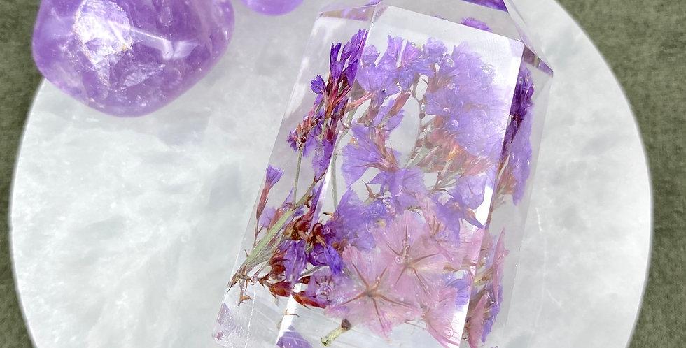Small Botanical Crystal