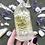 Thumbnail: Large White Botanical Crystal w Rainbow Moonstone