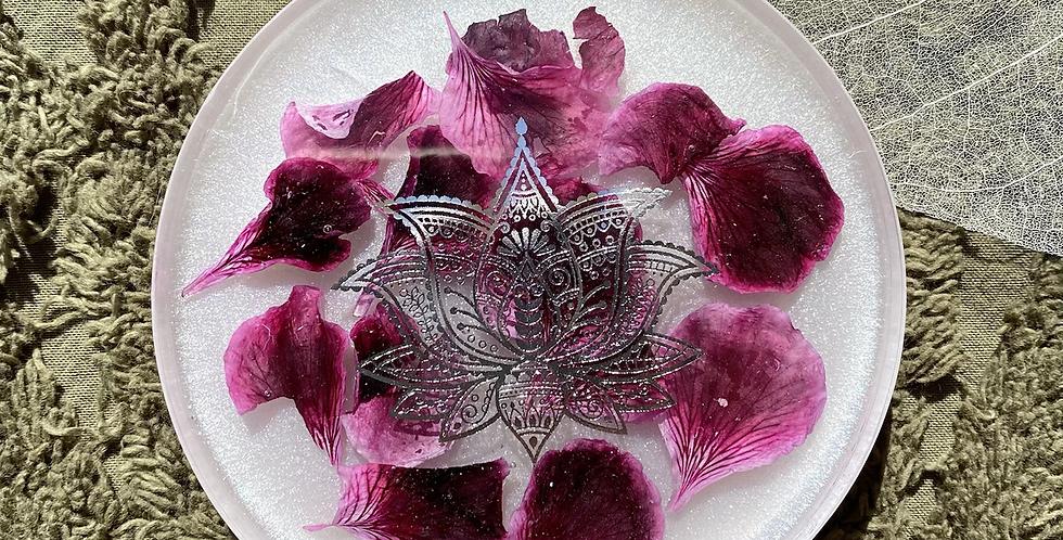 Botanical Decorative Plate