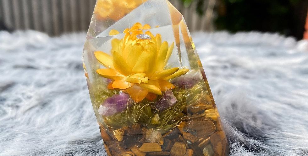 Garden Crystal - large