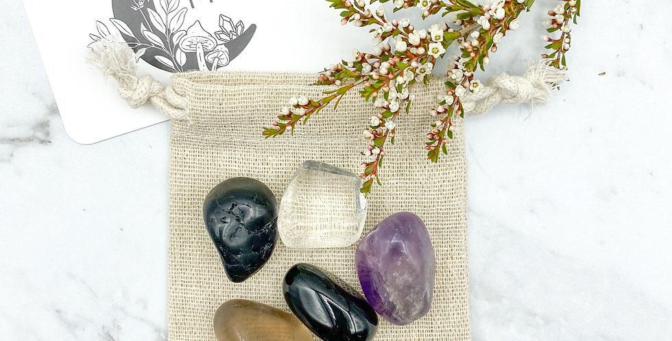 Protection Crystal Kit