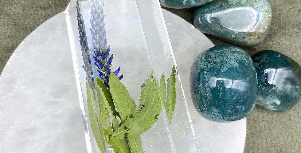 Medium Botanical Crystal