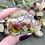 Thumbnail: Unakite & Aussie Natives Mini Skull