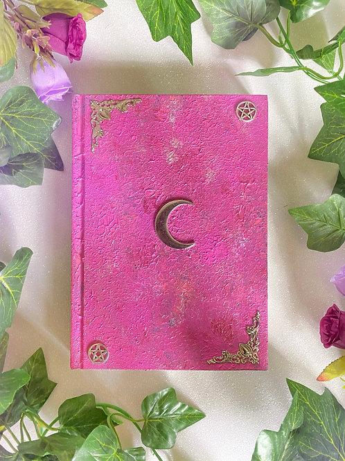 Lunar Witch Book of Shadows - Pink