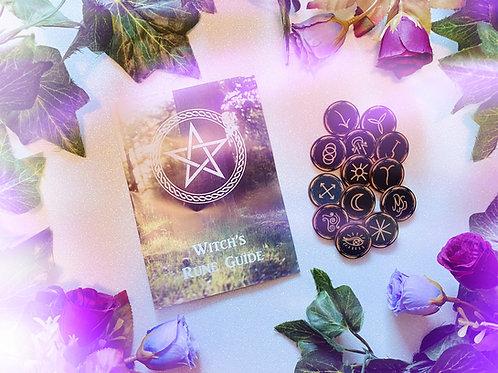 Witch's Rune Set