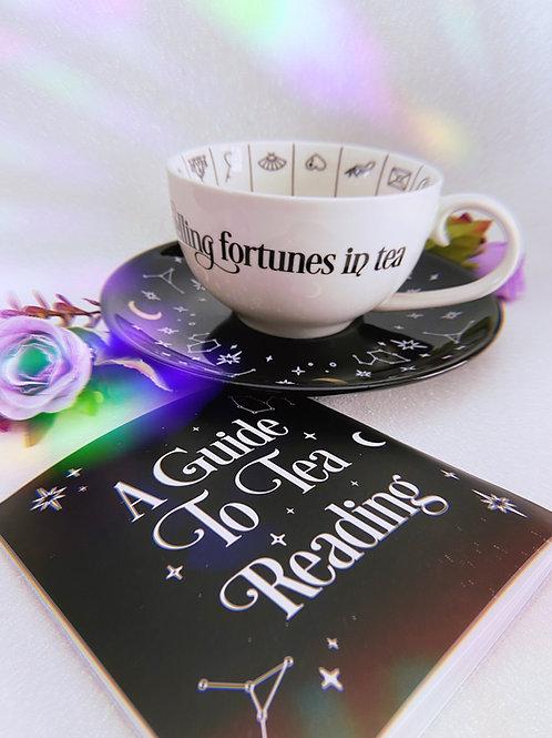 Fortune Telling  Ceramic Tea Cup