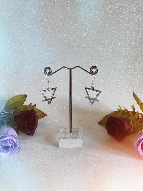 Earth Element Charm Earrings