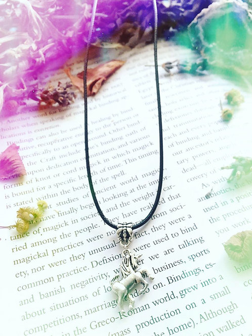 Unicorn Charm Necklace