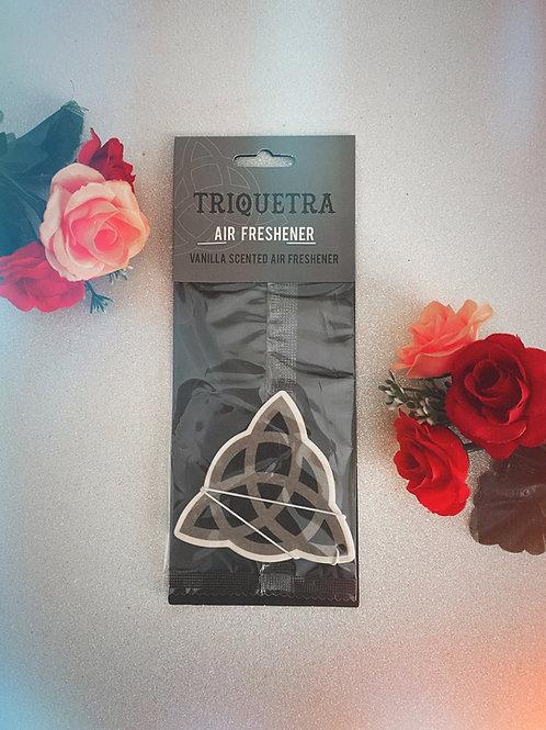 Triquetra Air Freshener - Vanilla