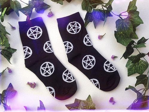 Pentacle Socks
