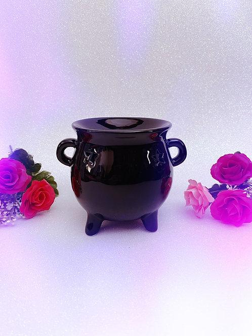 Witchy Wax Melt and Cauldron Burner Bundle