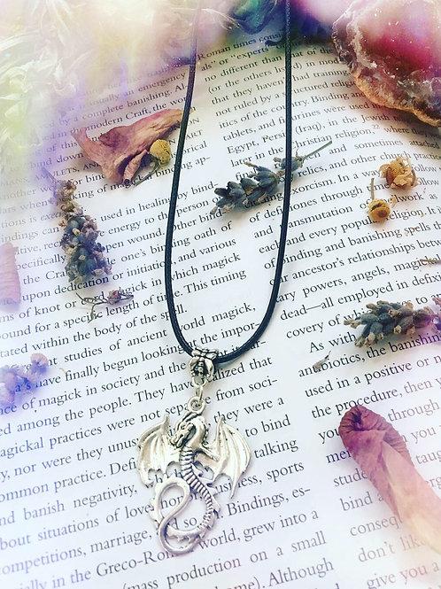 Dragon Charm Necklace