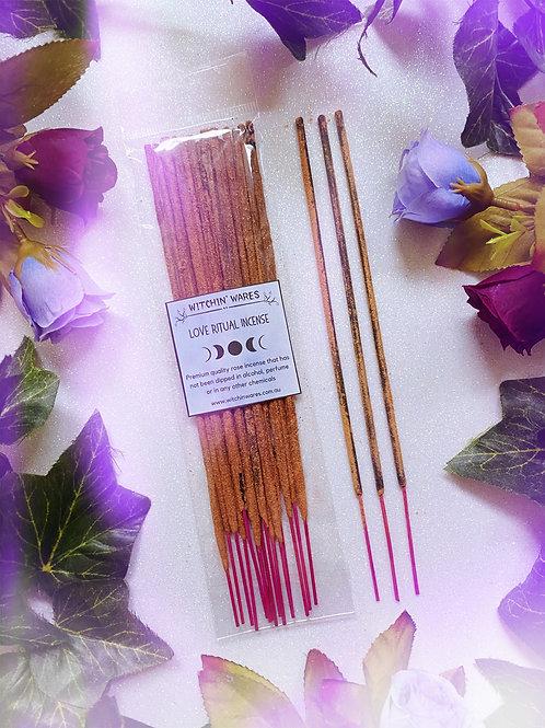 Love Ritual Incense