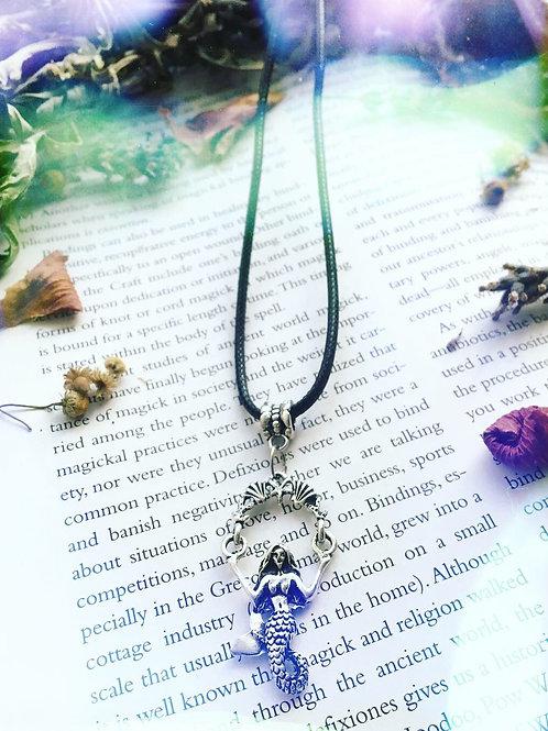 Mermaid Charm Necklace
