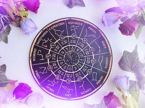 Zodiac/Astrology Wheel