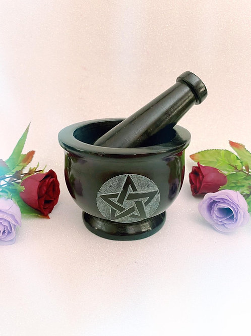Pentacle Mortar & Pestle