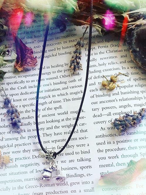 Cauldron & Witch Hat Necklace