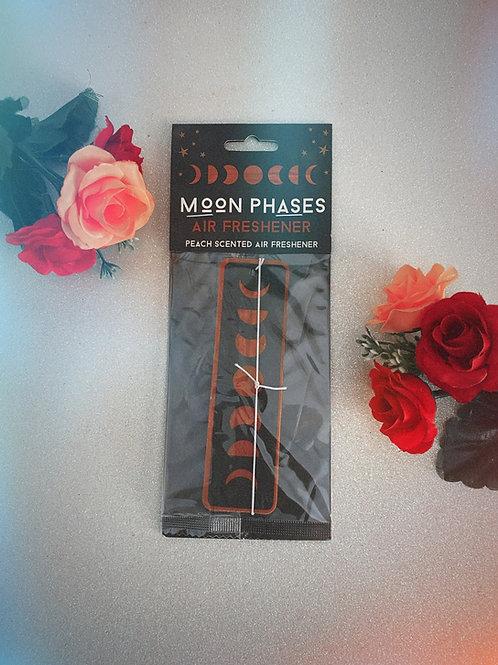 Moon Phase Air Freshener - Peach